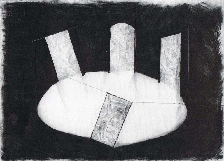 MIEJSCA - Rysunek Świętego Pokoju - Marek Chlanda
