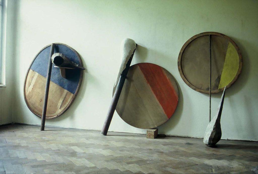 trzy prace - Marek Chlanda
