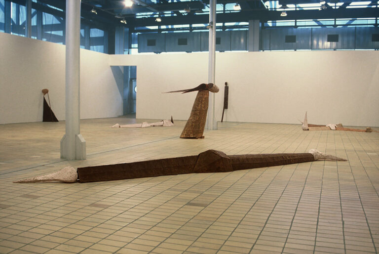 Unnamed Sculptures - Muzeum Sztuki w Łodzi 1931-1992