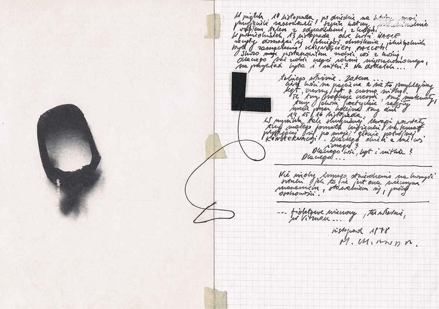Rysunki, szkice, obiekty - Marek Chlanda